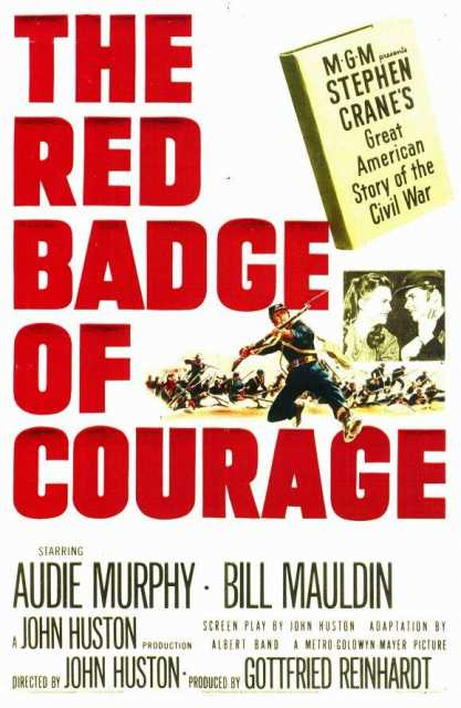 Poster_Red Badge of Courage
