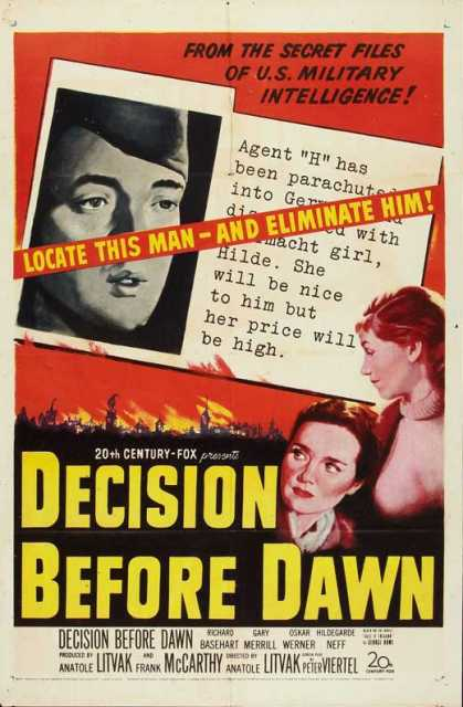 Poster_Decision before dawn