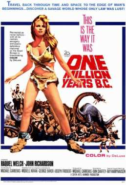 Poster_One Million Years B.C.
