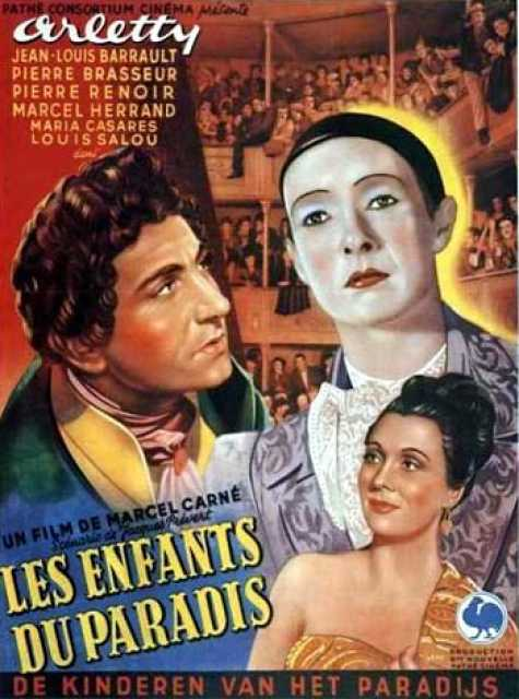 Poster von Les Enfants du Paradis, © Production