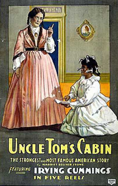 Poster_Uncle Tom's cabin
