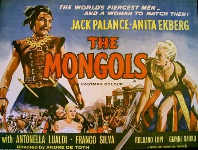 Poster von I Mongoli, © Production