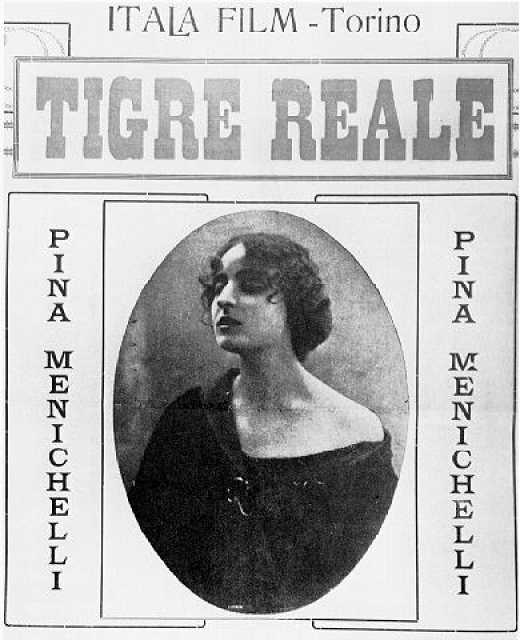Poster_Tigre reale