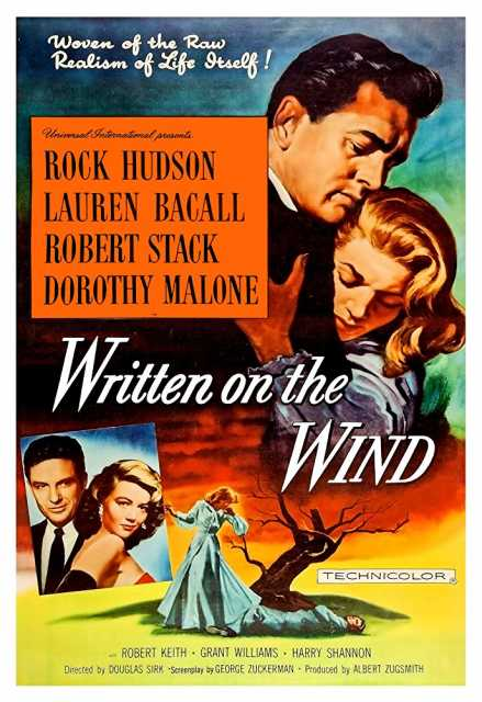 Poster_Written on the Wind