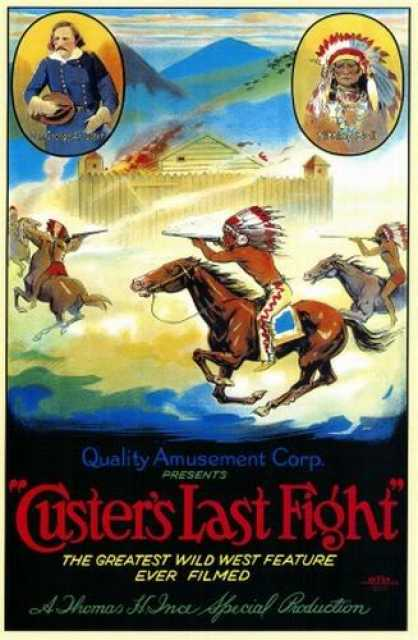 Poster_Custer's last fight