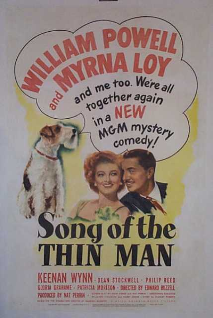 Poster_Song of the thin man