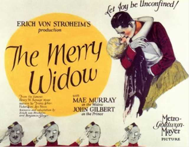 Poster_merry widow