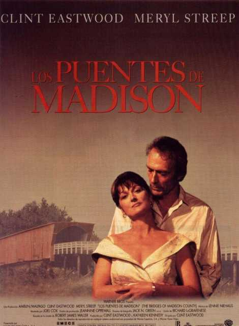Poster_Bridges of Madison County