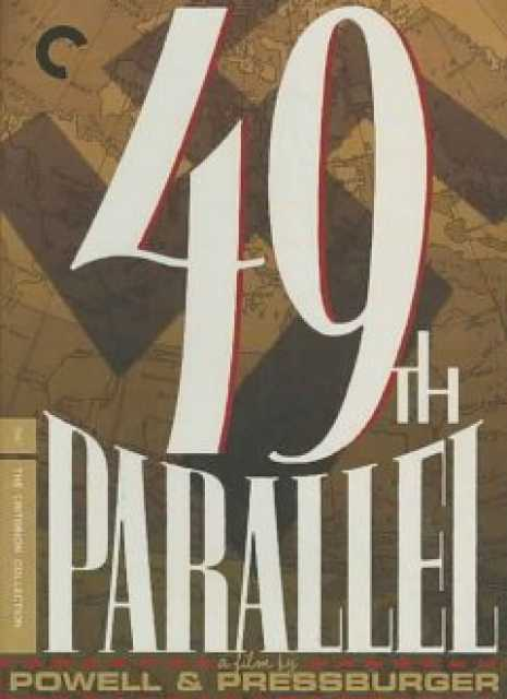 Poster_Forty-ninth parallel