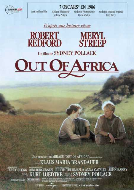 Poster_Out of Africa