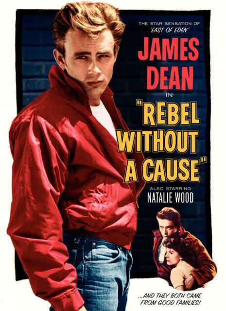 Poster von Rebel without a Cause, © Production