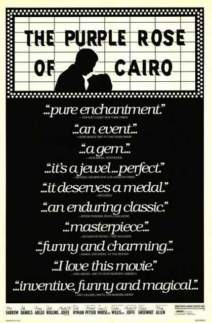 Poster_Purple Rose of Cairo