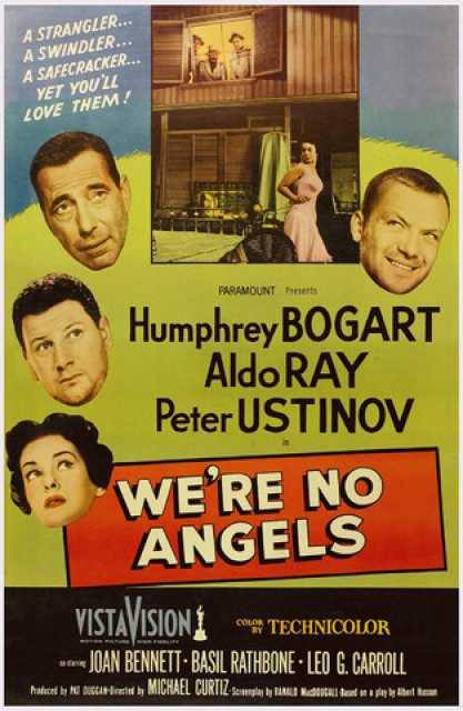 Poster_We're no Angels