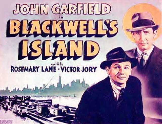 Poster_Blackwell's Island
