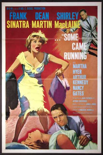 Poster von Some came Running, © Produktion,  Archiv KinoTV