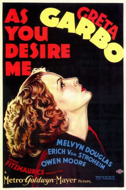 Poster_As you desire me