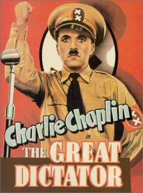 Poster_Great Dictator