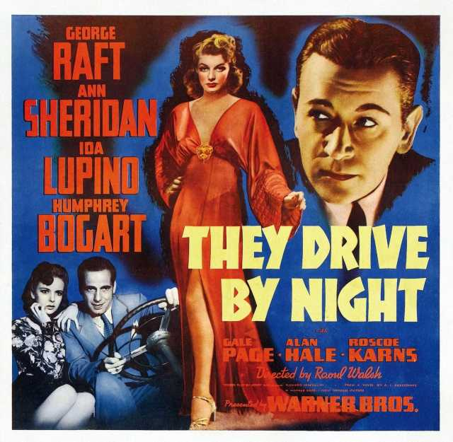 Poster_They drive by night
