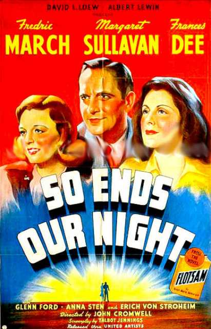 Poster_So ends our Night