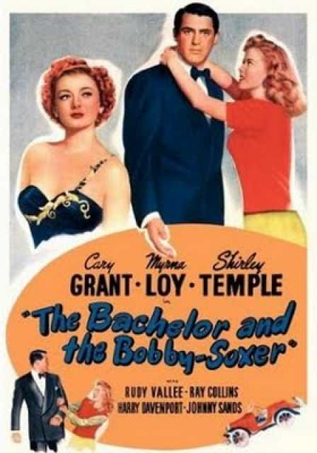 Poster_Bachelor and the Bobby-Soxer