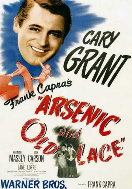 Poster_Arsenic and Old Lace