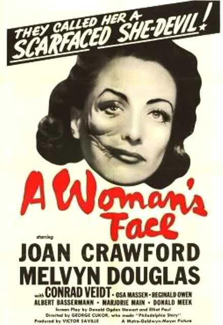 Poster_Woman's Face
