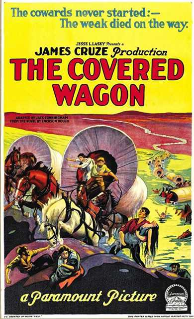Poster_covered wagon
