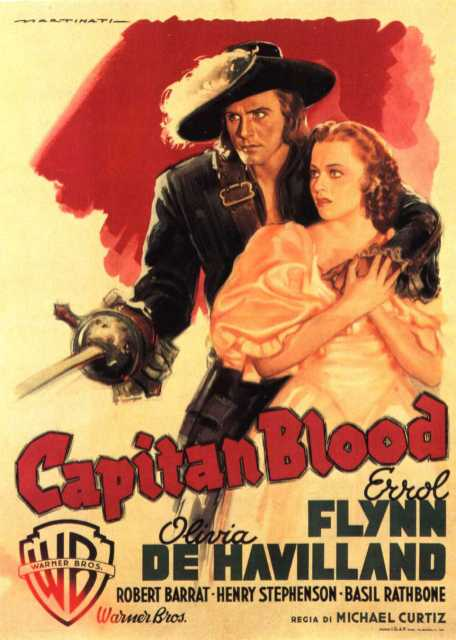 Poster_Captain Blood