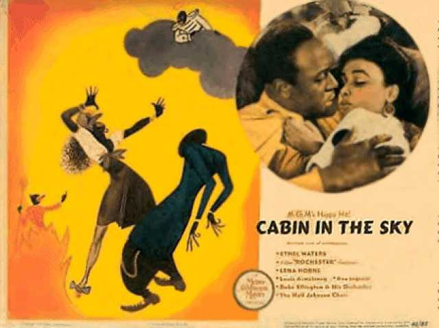 Poster von Cabin in the Sky, © Metro-Goldwyn-Mayer (MGM),  Archiv KinoTV