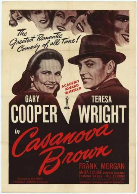 Poster von Casanova Brown, © International Pictures,  Archiv KinoTV