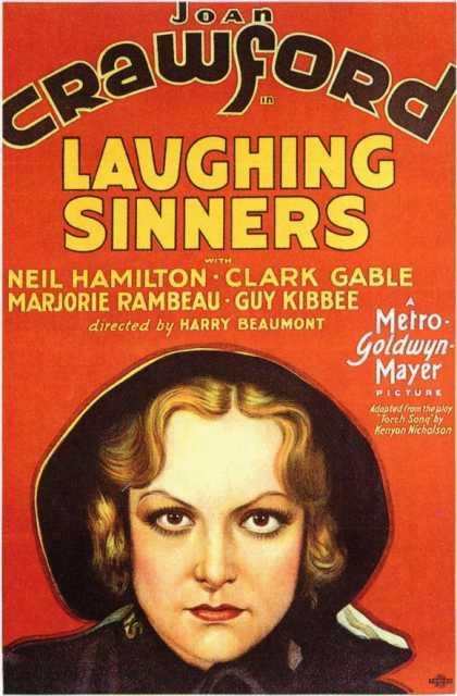 Poster_Laughing sinners