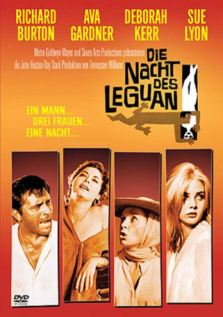 Poster_Night of the Iguana