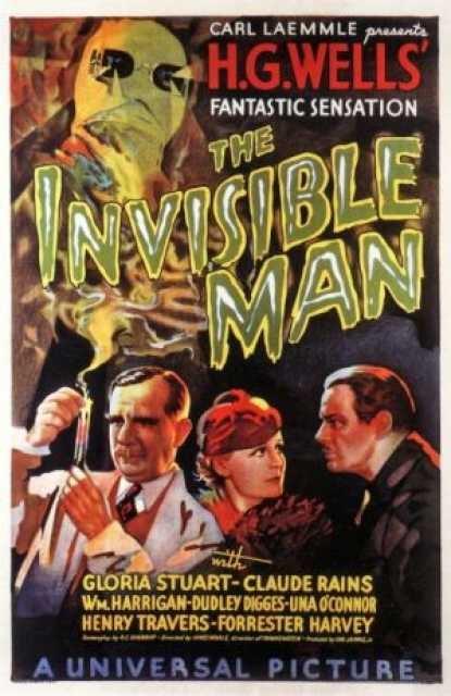 Poster_Invisible Man