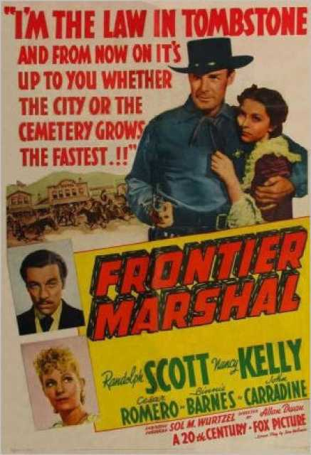 Poster_Frontier Marshal