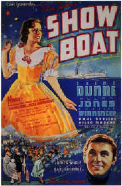 Poster_Show Boat