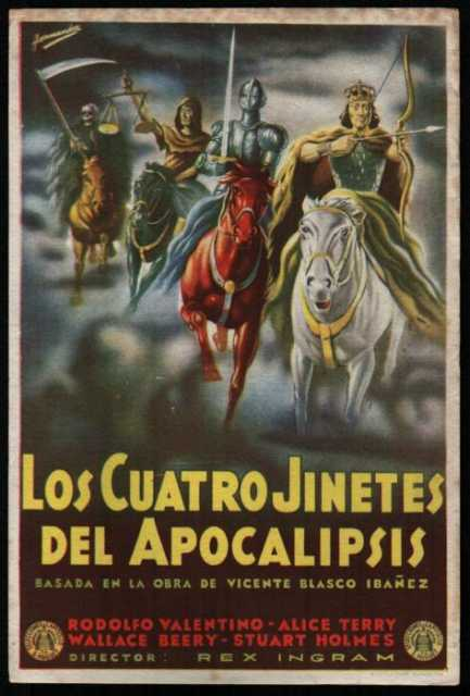 Poster_Four Horsemen of the Apocalypse