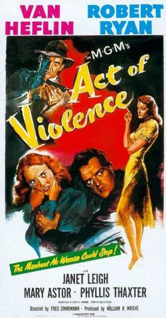 Poster_Act of Violence