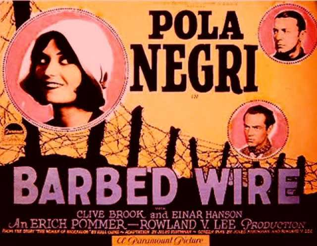 Poster_Barbed Wire