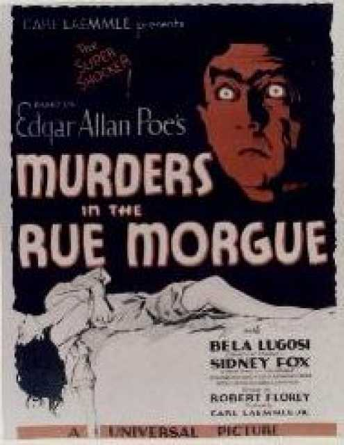 Poster_Murders in the Rue Morgue