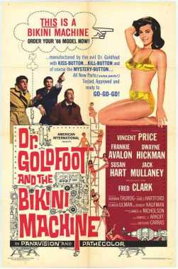 Poster_Dr. Goldfoot and the Bikini Machine