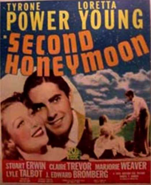 Poster von Second Honeymoon, © Production