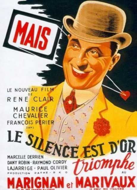Poster_Silence est d'Or