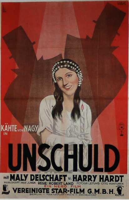 Poster_Unschuld