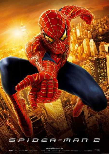 Poster_Spiderman 2