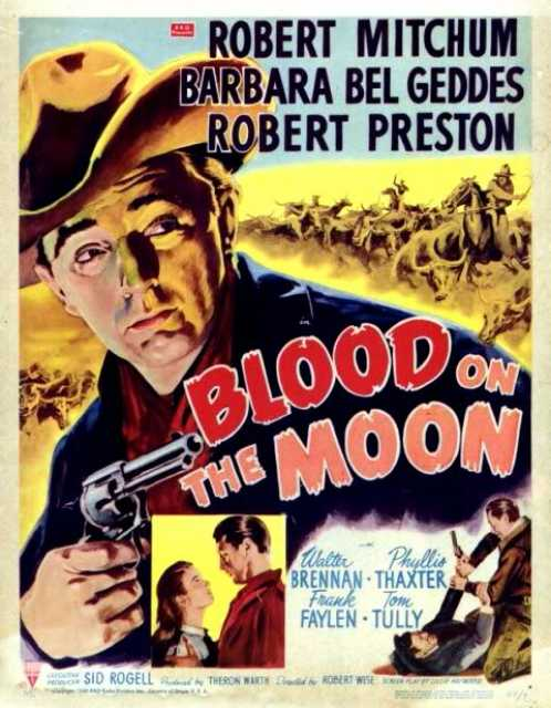 Poster_Blood on the Moon