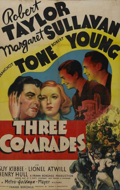 Poster_Three Comrades