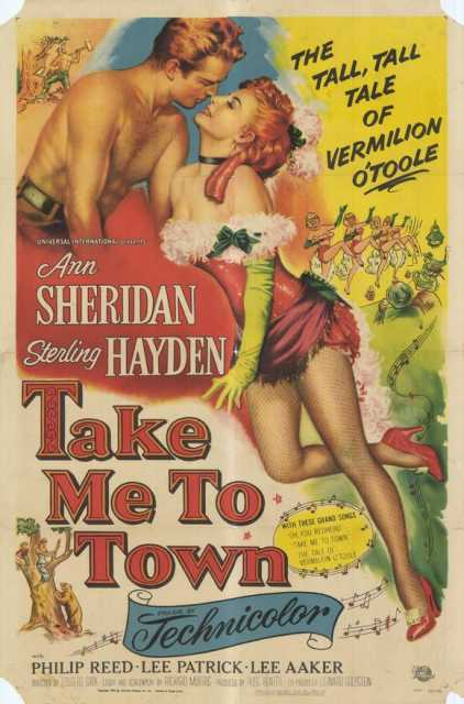 Poster von Take me to Town, © Production