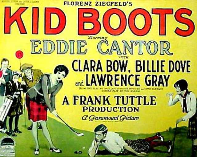 Poster_Kid Boots