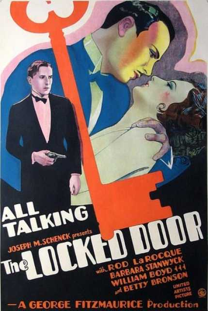 Poster_Locked Door
