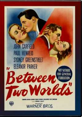 Poster von Between Two Worlds, © Production